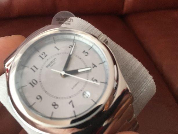 Vand ceas automatic elvețian SWATCH nou in ambalaj original.