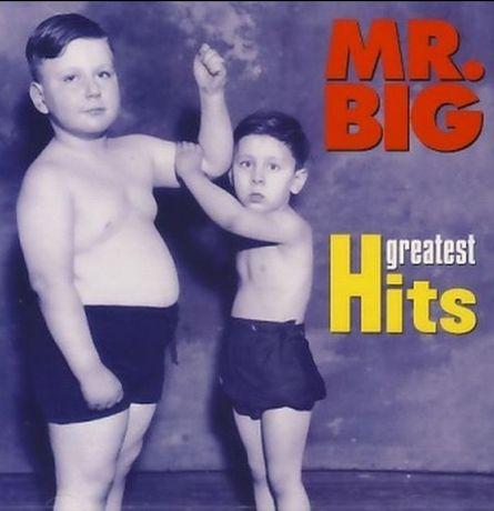 Mr. Big - Greatest Hits Cd