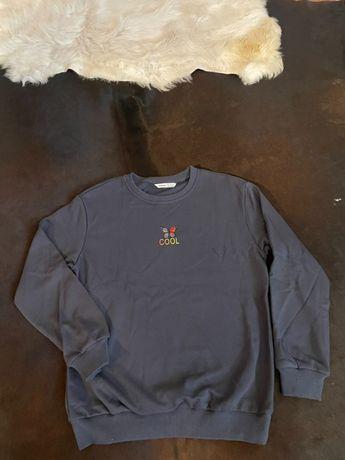 Детска блуза суитшърт с дълъг ръкав, детско яке, къси панталони