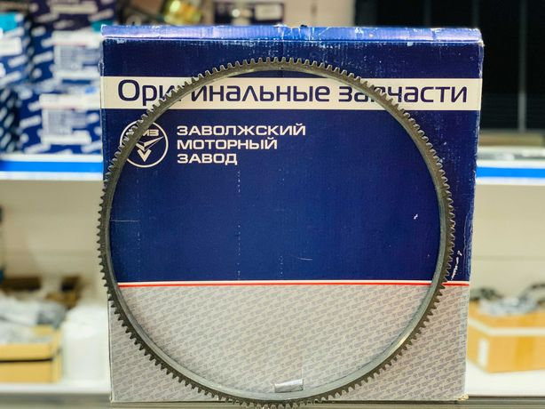 Венец маховика на Газель ДВ-406, 409  Волга, УАЗ (ОАО ЗМЗ)