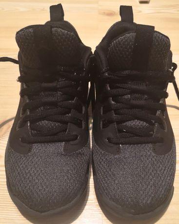 Ghete baschet Nike Air Jordan Impact Black/Anthracite/Dark Grey 37.5