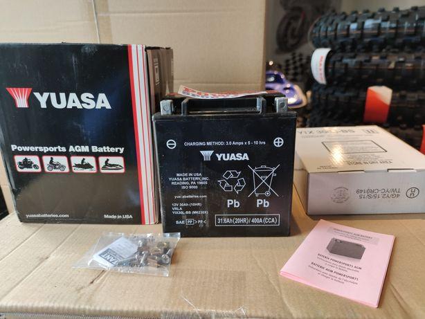 Baterie ATV Yuasa YTX30L-BS Cf Moto Polaris RZR Sportsman