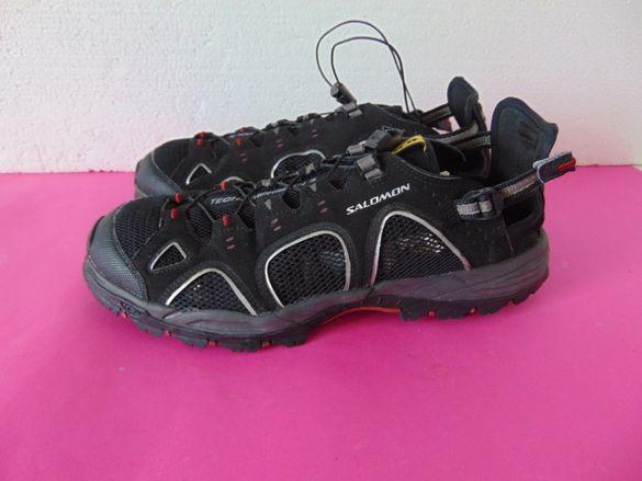 НОВИ Salomon Tech Amphibian 3 номер 44 2/3 Оригинални мъжки обувки
