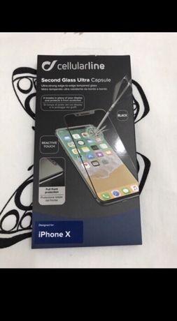 Sticlă securizata pentru iPhone X sau XS