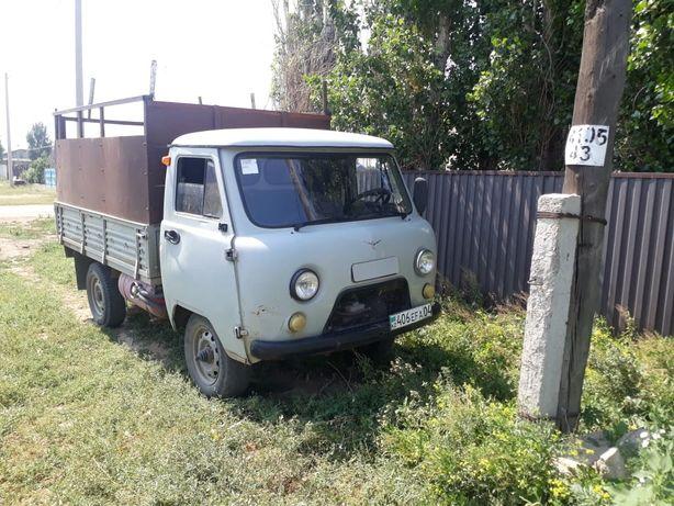 Продам УАЗ фермер