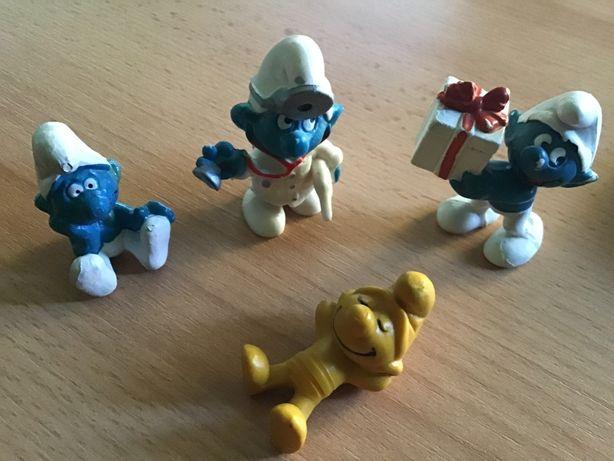 Figurine Smurfs Peyo made in west Germany - Strumfi
