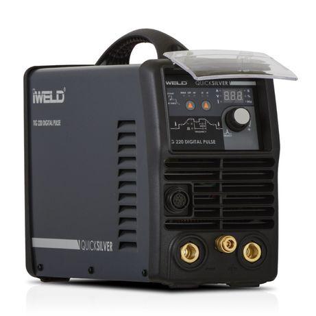 Aparat sudura argon profesional IWELD TIG 220 Digital Pulse