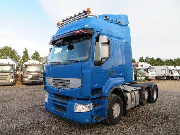 Dezmembrez cap tractor Renault Premium 450 dxi euro 5 si 420 dci, 6x2