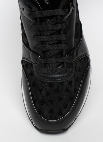 Кожени нови обувки на Emprio Armani