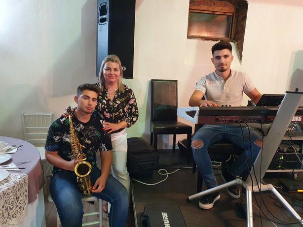 Formatie nunti petreceri botez majorat Flores Band