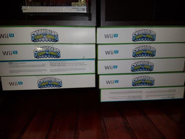 10 x SkyLanders SWAP Force WiiU - Starter Pack