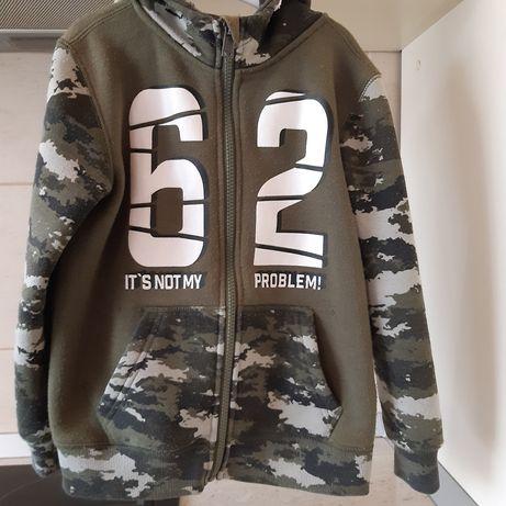 Bluza  Army 5-6 ani