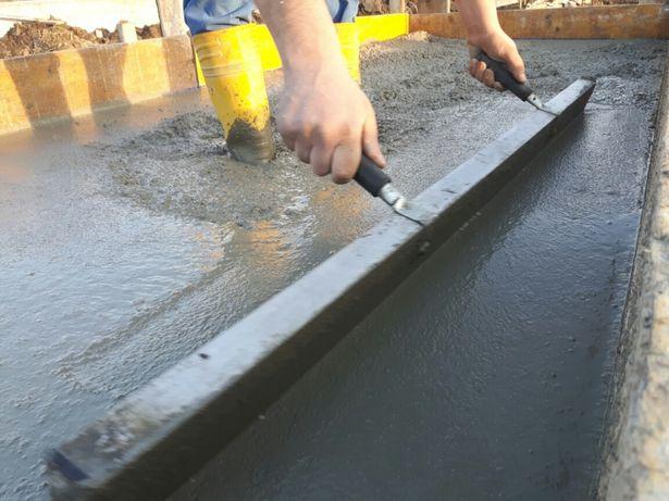 Trag beton