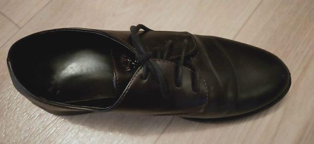 Подростковая обувь на девочку
