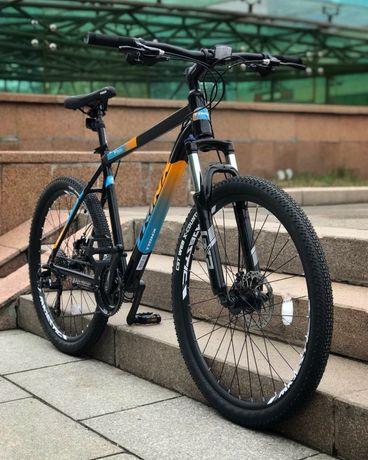 Буквально новый велосипед Trinx