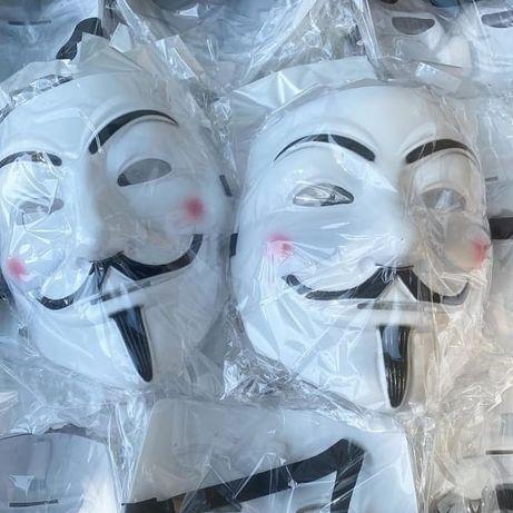 Маска Анонимуса 800тг