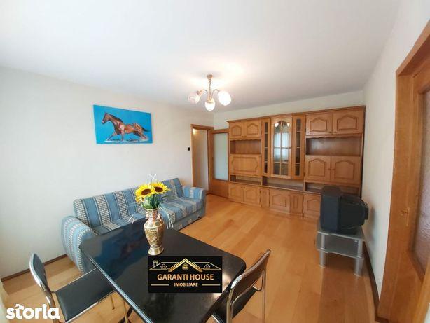 Oituz, apartament cu 2 camere, etaj 3, mobilat si utilat, 220€/Luna