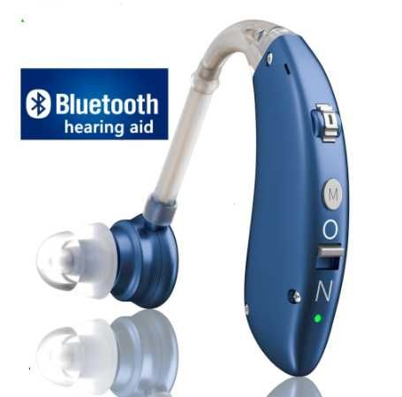 Перезаряжаемый слуховой аппарат с Bluetooth  Усилитель слуха