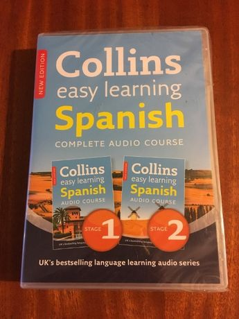 Collins Easy Learning SPANISH (Curs SPANIOLA 6 CD-uri audio + 2 carti)