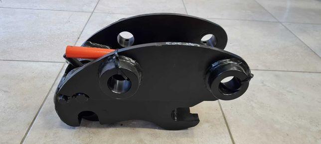 Cupla rapida mecanica pentru miniexcavator CAT 303