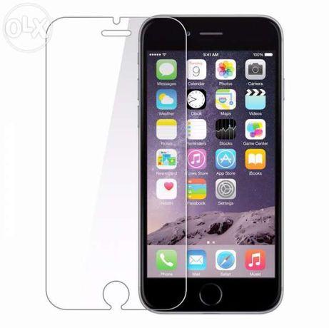 Стъклен протектор за iPhone 5 / 5S / SE / 6 6S / 7 / 7 Plus / 8 / X 10