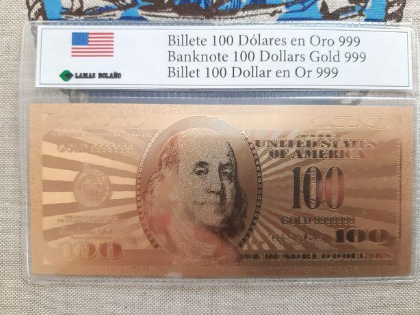 Bancnotă 100 dollars 999