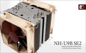 Noctua NH-U9B SE2 кулер башенный охлаждение для компьютера процессора