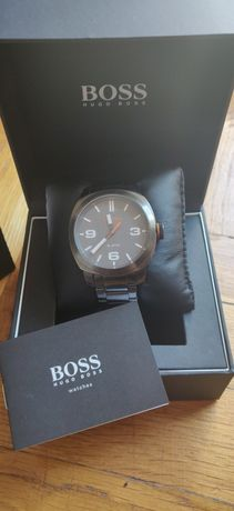 Hugo Boss Orange Cape Town Analog Grey Dial Men's Watch-1513420