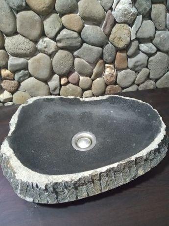 Lavoar piatră naturală cioplita manual