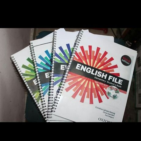 English file 3rd / 4 rd