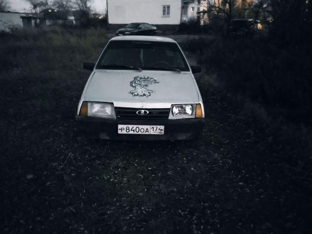 Продам машину вас2199