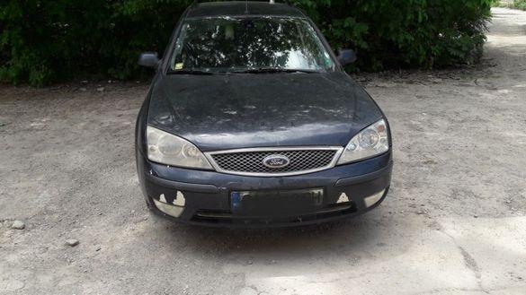 Форд Мондео 2004 2.0 TDCI 6sk