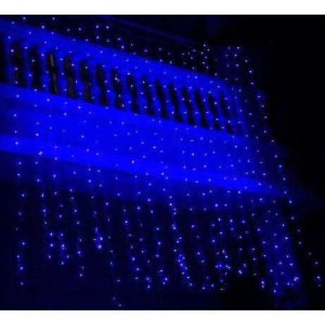 Instalatie Exterior - Perdea Luminoasa 3200 LED-Uri
