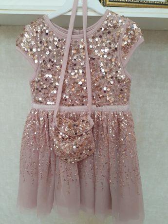 Платье на новый год 7000