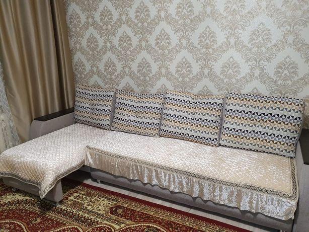 Накидка на диван, НОВАЯ в целлофане