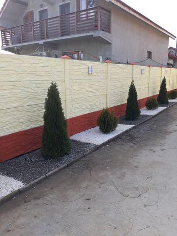 Montaj si productie gard beton