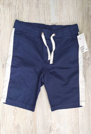 Нов къс панталон H&M, с етикет, 5 г