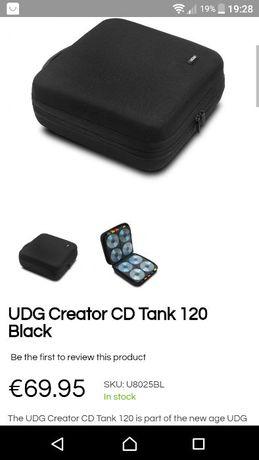 Кейс за дискове професионален UDJ