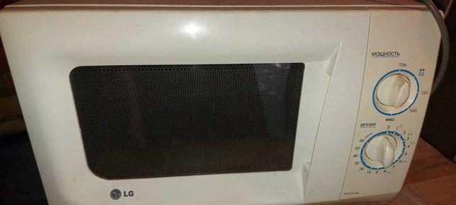 Микроволновка LG ms-2022g