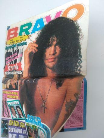 Revista Bravo 1993