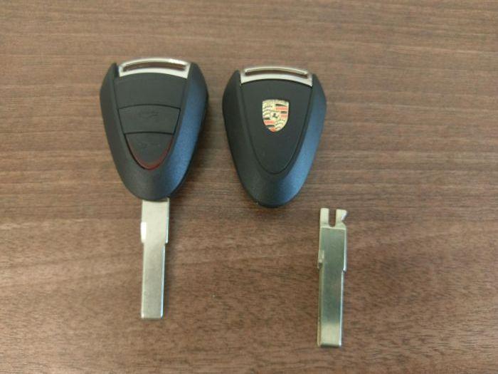 Carcasa cheie Porsche 2 butoane