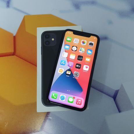 Iphone 11 128GB/в отличном состоянии/Рассрочка/Магазин Макс