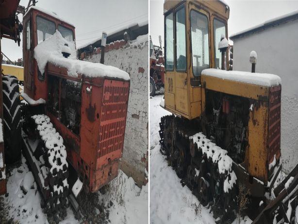 Трактора т-4 и дт-75