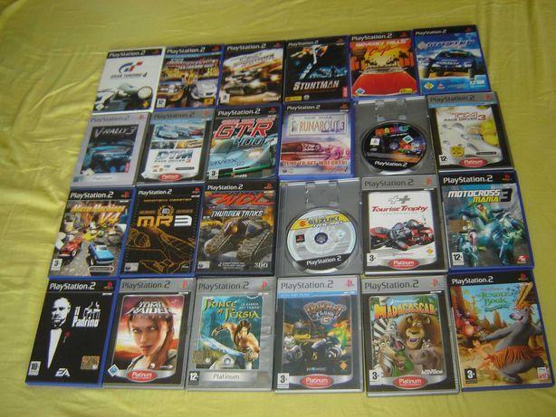 Jocuri PS 2 Masini Originale