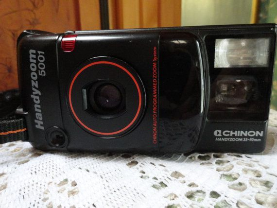 Фотоапарат-Chinon HandyZoom 5001 Automatic