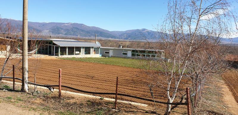 Къща Имение Парцел Ранчо Вила с. Копринка - image 1