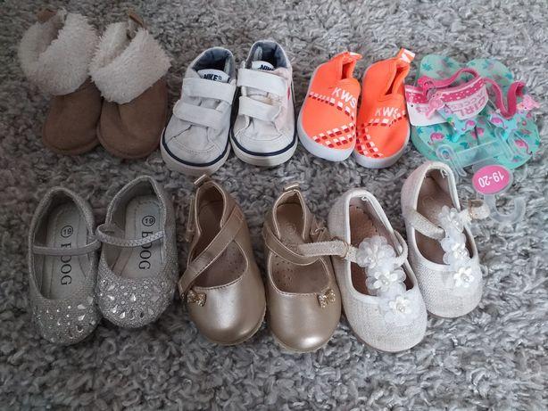 Lot 7 perechi pantofiori mar. 19 fete