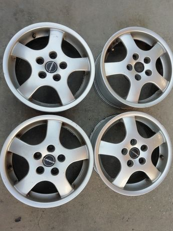 4 Jante Aliaj, Borbet, 6,5Jx15 H2, 5x112, VW, Audi, Skoda, Seat, Merce