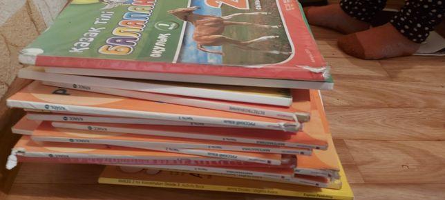 Продам весь комплект учебников за 2 класс за 15000