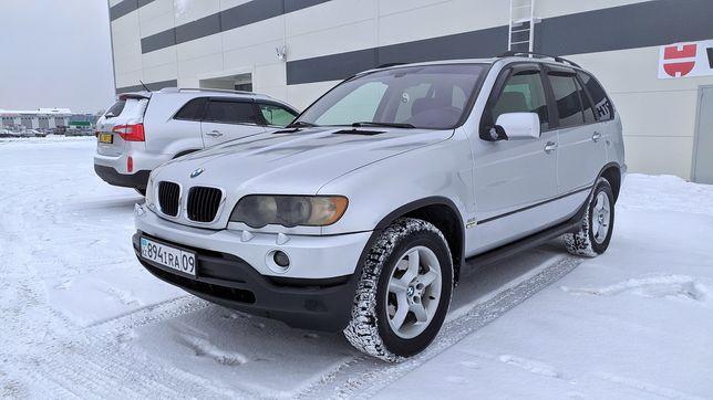 BMW X5 газ/бензин